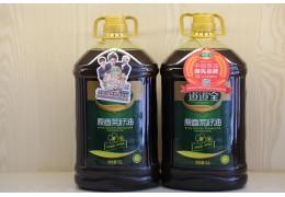 道道全原香压榨菜籽油  5L