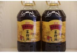 金龙鱼外婆小榨菜籽油 5L