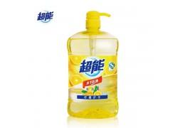 超能洗洁精离子去油(柠檬护手)