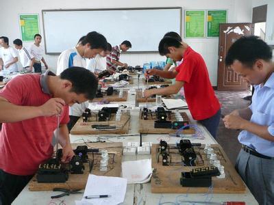 电工、焊工(换证)